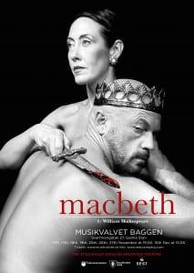 macbeth affisch HR-1